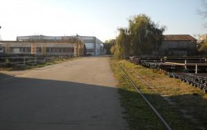 BAT Targoviste - Curtea interioara Baza Tubulara