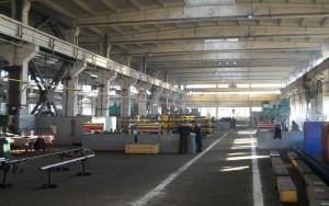 BAT Targoviste - Hala atelier mecanic
