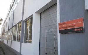 BAT Targoviste - Hala productie - intrare