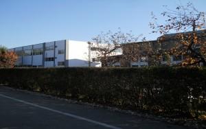 BAT Targoviste - Hala productie si magazia materiale