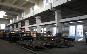 BAT Targoviste - Magazie materiale - interior
