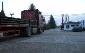 BAT Targoviste - Camion tubing